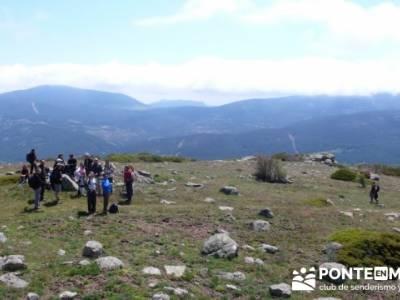 Ruta de Senderismo - Altos del Hontanar; integral de la pedriza